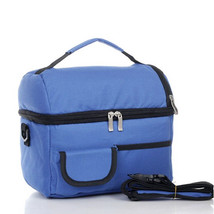 Insulated Picnic Bag Oxford Beverages Cooler Lunch Storage Camping Leisu... - $18.99
