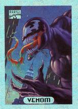 Marvel Masterpieces Holofoil 9 of 10 - Venom - $1.99