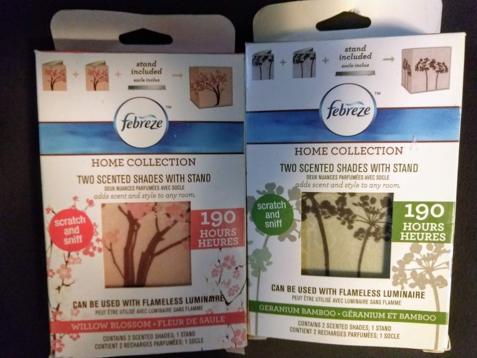 NEW Febreze Scented Shades Stand Flameless and 50 similar items