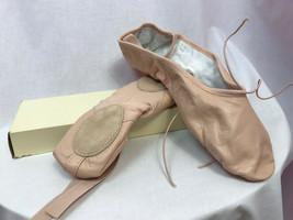 Bloch S0203L Prolite II Hybrid Rosa Leder Ballett Schuhe Größe 9.5 B,Neu - $14.94