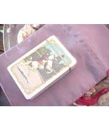 NEW Piatnik Playing Cards MINI DECK Horses WhiteHorse Patience Stocking ... - $12.22