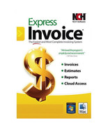 Express Invoice Plus Invoicing Software Manage invoices - $55.53