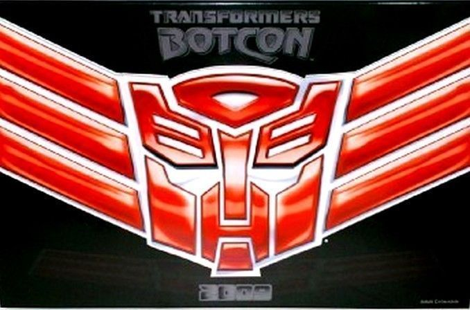 Transformers Botcon Exclusive 2009 TIMELINES WINGS OF HONOR Box SET w/ CERT AUTH