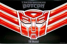 Transformers Botcon Exclusive 2009 TIMELINES WINGS OF HONOR Box SET w/ CERT AUTH image 1