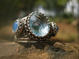 Haunted Ring Antiquities Collection The Watchman Esoteric Illuminati brotherhood - $555.55