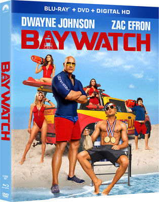 Baywatch [Blu-ray, 2017]