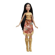 Disney Princess Royal Shimmer Pocahontas Doll - $18.04