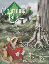 Charming Tails 1998 Catalog by Fitz and Floyd - $12.00