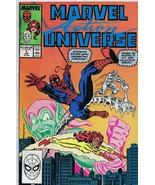 Marvel Action Universe #1 ORIGINAL Vintage 1989 Marvel Comics Spiderman ... - $12.19