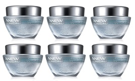 Avon Anew Clinical  Overnight Hydration Mask 1.7 oz - Lot of 6 - $69.99