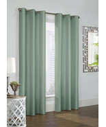 """Prescott Alcove Thermalogic Curtain Pair with Grommets, 84"""" length, Sage... - $27.99"""