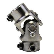 "Stainless Steel Yokes Steering Shaft Universal U-Joint 3/4"" 30 Spline To 3/4"" DD image 3"