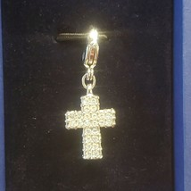 Swarovski Cross charm 3 cm NWT - $39.60