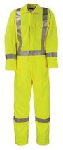 BIG BILL 1328TY7/OS  3XL  REG  YELLOW Flame-Resistant Coverall 3XL - $324.05