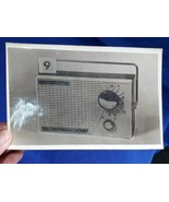 Old Photography Black And White Radio Consult Stock (Canada) - $19.22