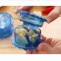 Crusher Plastic Garlic Press Slicer Manual Shredder - $13.36