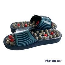 BYRIVER Acupressure Foot Massage Slippers Shoes Sandals Reflexology Smal... - £9.89 GBP