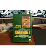 1991 Score Baseball Series 1 Wax Box Factory Sealed - $14.00