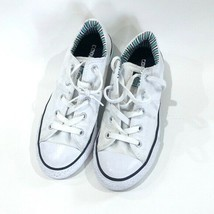 Kids Converse All Stars Sneakers Kicks White Unisex Youth Size 2   272 - $22.80