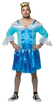 "Plus Size ""Cinderfeller"" Halloween Costume - $44.50"