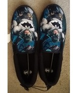 BATMAN Mens Slip On Casual Shoes Size 12 Canvas - $7.00