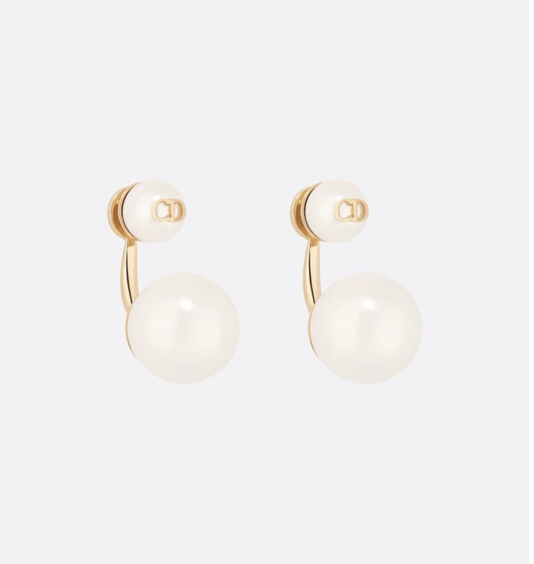 Primary image for Authentic Christian Dior 2019 TRIBALE EARRINGS