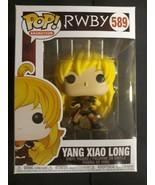 Funko Pop! Animation: RWBY - Yang Xiao Long #589 Vinyl Figure - $9.00
