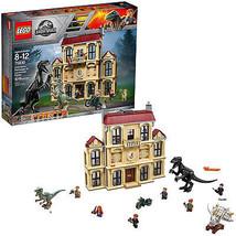LEGO Jurassic World Indoraptor Rampage at Lockwood Estate 75930 Popular ... - $159.99