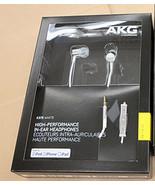 AKG K375 High Performance In-ear Headphones for iOS Devices BNIB *RRP £8... - $83.82