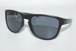 Oakley Sliver R Sunglasses OO9342-01 Matte Black Frame W/ Grey Lens - $39.59
