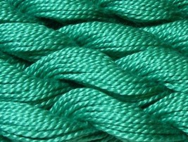 DMC Pearl Cotton Size 3 Color #943 Medium Aquamarine - $1.70