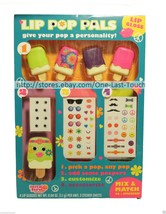 LOTTA LUV BEAUTY* 54pc Lip Gloss POP PALS Mix & Match CUSTOMIZE SET (Boxed) - $9.98