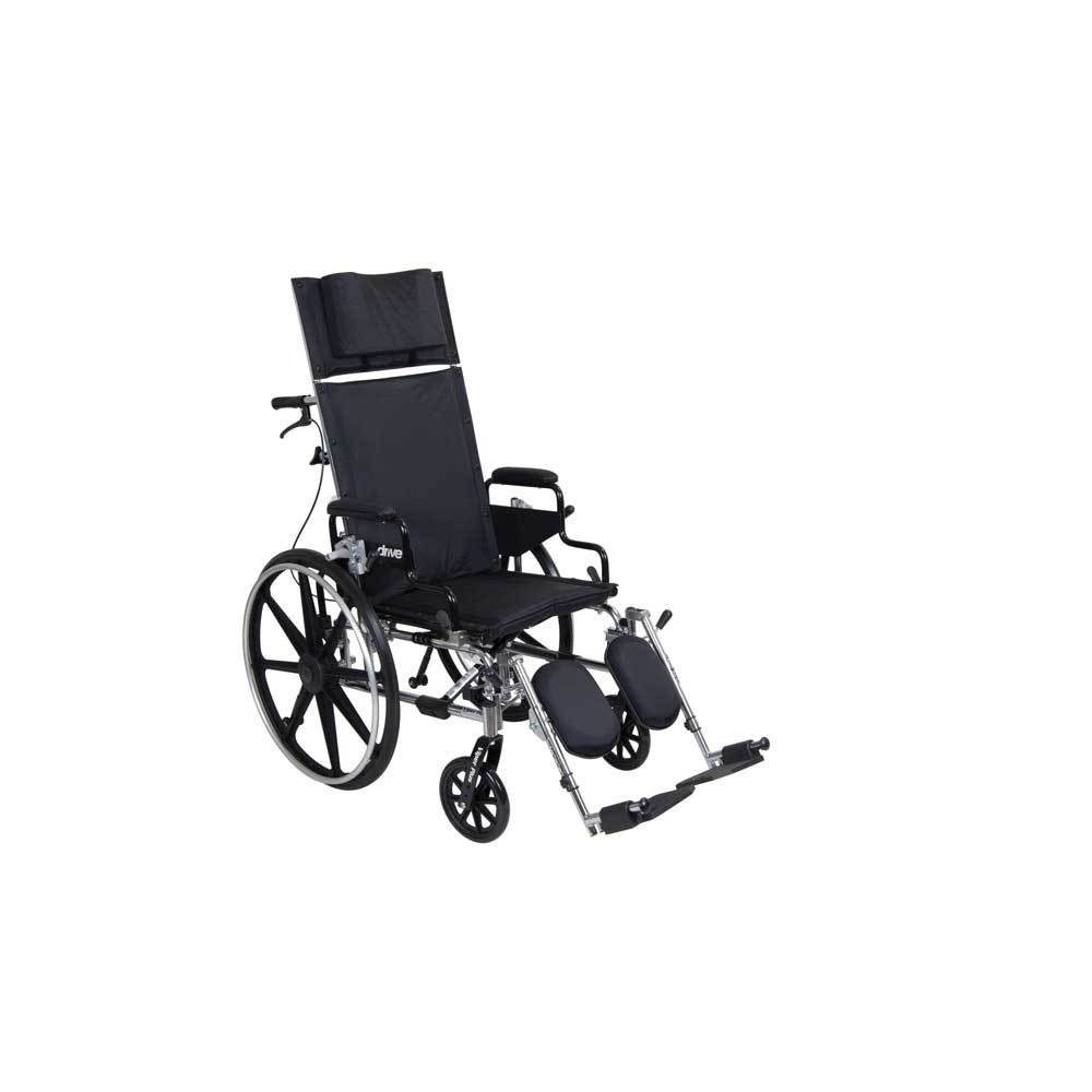 Drive Medical Viper Plus GT With Detachable Desk Arms 16''
