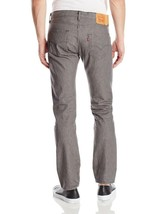 Levi's Strauss 501 Men's Premium Straight Leg Jeans Button Fly 501-2089 image 2