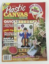 Plastic Canvas World Magazine Volume 2 Number 4 July 1993 - $3.95