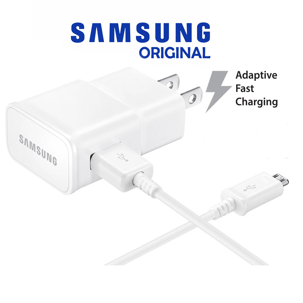 Primary image for Samsung EP-TA20JWE Adaptive Fast Charging Wall Charger for Galaxy Note 4, Edge,
