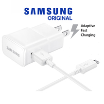 Samsung EP-TA20JWE Adaptive Fast Charging Wall Charger for Galaxy Note 4... - $9.98