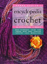 Leisure Arts Encyclopedia of Crochet Book - $54.72