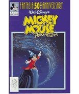 Walt Disney's Mickey Mouse Adventures # 9 - 02/91 - A 50th Anniversary F... - $4.00