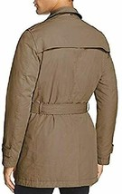 Herno Men's Layered Sub-zero Mushroom Belted Trench Coat W/ Bib 54 Reg I... - $395.99