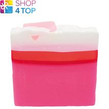 Love Cloud Soap Bomb Cosmetics Cherry Mandarin Litsea Cubeba Handmade Natural - $4.94