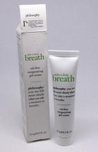 Philosophy Take A Deep Breath Oil-Free Oxygenating Gel Cream 0.5oz/15ml - $12.38