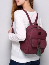2017 Fashion Retro Vintage Women Backpack Girls Popular Cute School Bag ... - €39,95 EUR