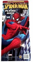 """CLEARANCE SALE, LARGE 17"""", THE AMAZING SPIDER-MAN LARGE 2 IN 1 BOARD BOO... - $3.99"""