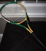 WTT The St. Louis Aces Vintage Defunct Tennis Racquet  Collectible Sports - $49.99