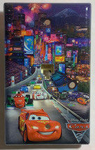 Cars Lightning McQueen Japan Light Switch Power outlet cover plate home decor image 3