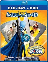 Megamind [Blu-ray + DVD]