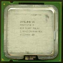 Intel Pentium D Dual Core Processor 2.80 GHz 800 MHz 2M LGA775 SL88T - $3.66