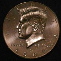 2009-P 50C Kennedy Half Dollar. Free Shipping!!!!!!!!!!!!!!!!!! - $2.50
