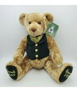 "Harrods 1849-1999 150th Anniversary Christmas Jointed 20"" Teddy Bear w/ ... - £14.39 GBP"